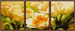 Изображение Тюльпаны Триптих
