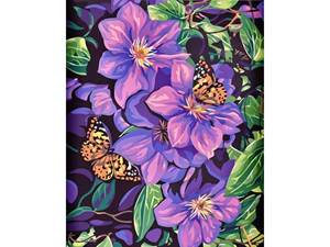 Изображение Бабочки в цветах