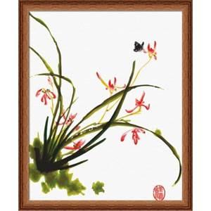 Изображение Китайские цветы