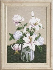 Изображение Таинство белых цветов
