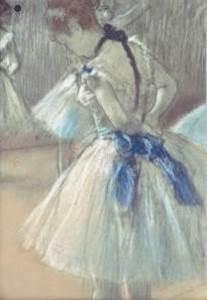 Изображение Балерина Эдгар Дега