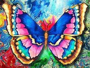 Изображение Рисунок бабочки