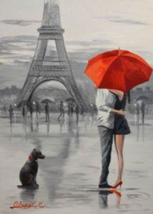 Изображение Парижская романтика
