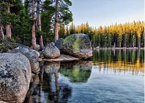 Изображение Озеро в Карелии
