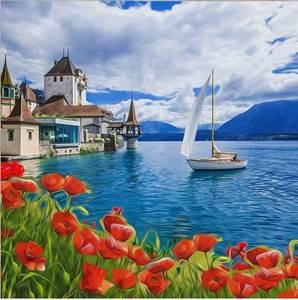 Изображение Цветущая бухта
