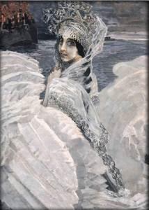 Изображение Царевна-Лебедь