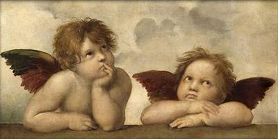 Изображение Ангелы Рафаэля
