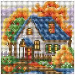 Изображение Осенний домик