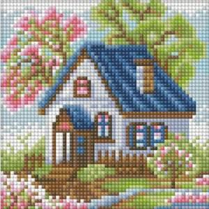 Изображение Весенний домик