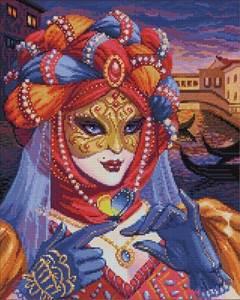 Изображение Венецианская дама