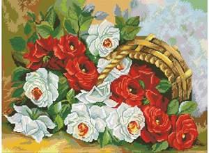 Изображение Корзина роз