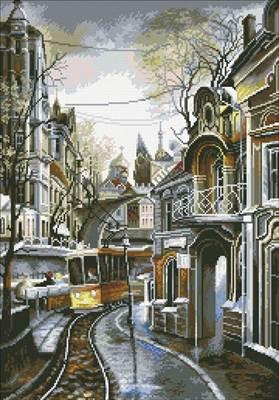Изображение Трамвайный путь