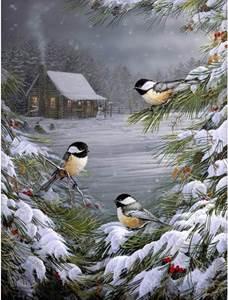 Изображение Вестницы зимы