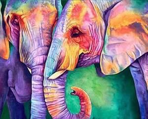 Изображение Мудрость слонов