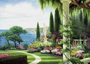 Изображение Сад у моря