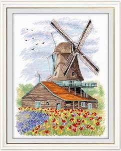Изображение Ветряная мельница. Голландия