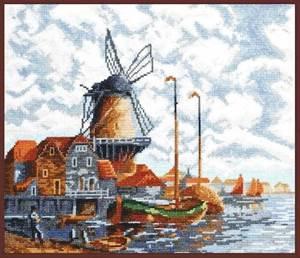 Изображение Голландский пейзаж