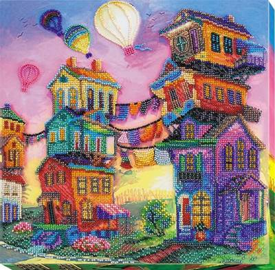 Изображение Под цветными небесами
