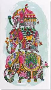 Изображение Три слона на счастье