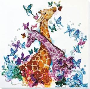 Изображение Пятнистые жирафики
