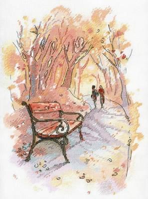 Изображение Осенний променад