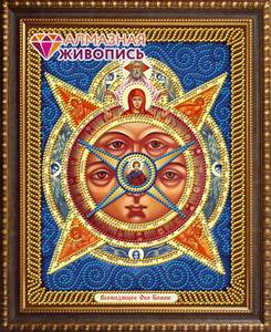 Изображение Икона Всевидящее Око Божие