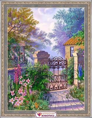 Изображение Калитка в саду
