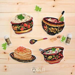Изображение Русская кухня Магниты