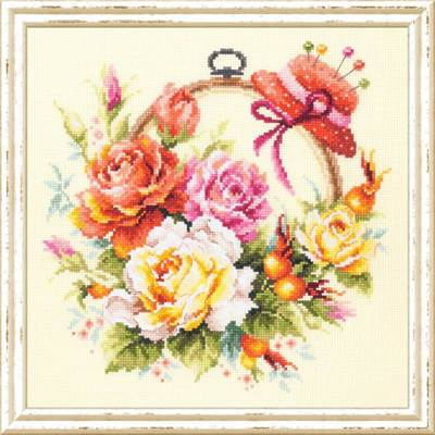 Изображение Розы для мастерицы