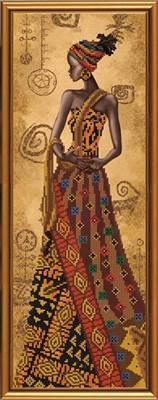 Изображение Загадочная африканка