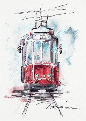 Изображение Городской трамвай