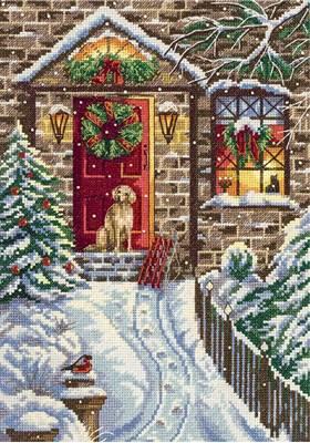 Изображение В канун Рождества