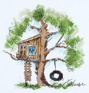 Изображение Домик на дереве
