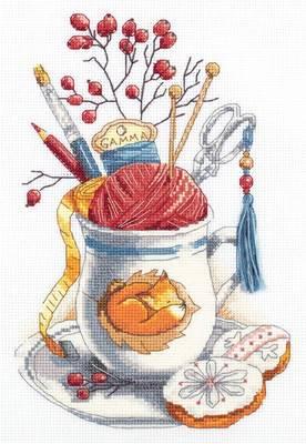 Изображение Чашка рукодельницы