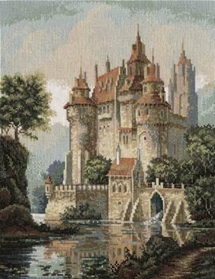 Изображение Замок в горах