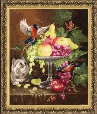 Изображение Ваза с фруктами