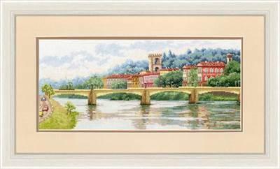 Изображение Мост Понте-алле-Грацие, Флоренция