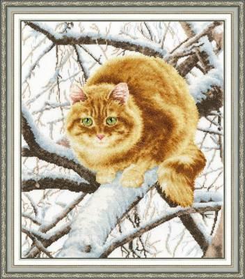 Изображение Рыжий кот