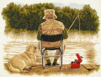 Изображение На рыбалке