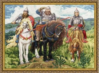 Изображение Три Богатыря