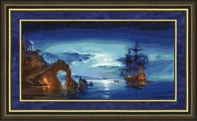 Изображение В свете луны Р.Романова