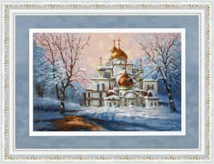 Изображение Воскресенский собор Новоиерусалимского монастыря