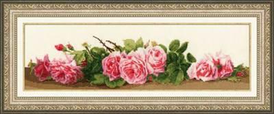 Изображение Розовый аромат