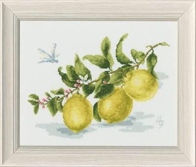 Изображение Веточка лимона (Н.Зубкова)