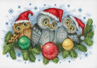 Изображение Рождественские помощники