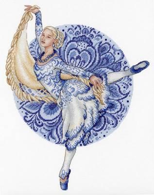 Изображение Русские традиции. Гжель