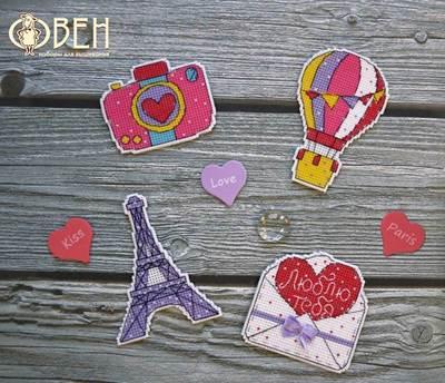 Изображение Путешествие в Париж