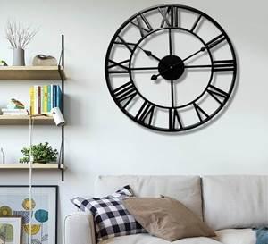 Изображение Часы римские Loft 60 см