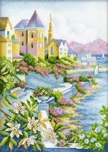 Изображение Город у моря