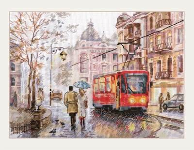 Изображение Октябрь в городе